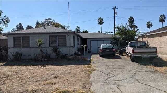 1255 S Valley Center Avenue, Glendora, CA 91740 (#CV21202404) :: Corcoran Global Living