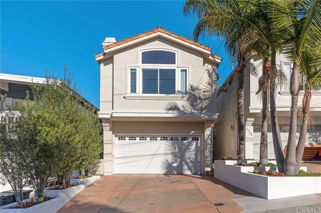 1730 Reed Street, Redondo Beach, CA 90278 (#SB21208162) :: Wendy Rich-Soto and Associates