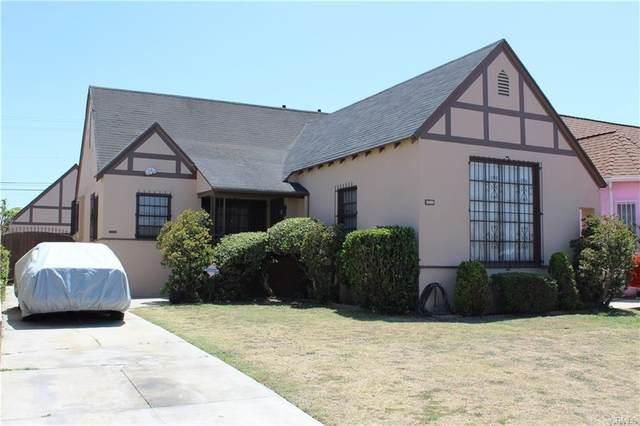2044 W 81st Street, Los Angeles (City), CA 90047 (#PW21209382) :: Corcoran Global Living