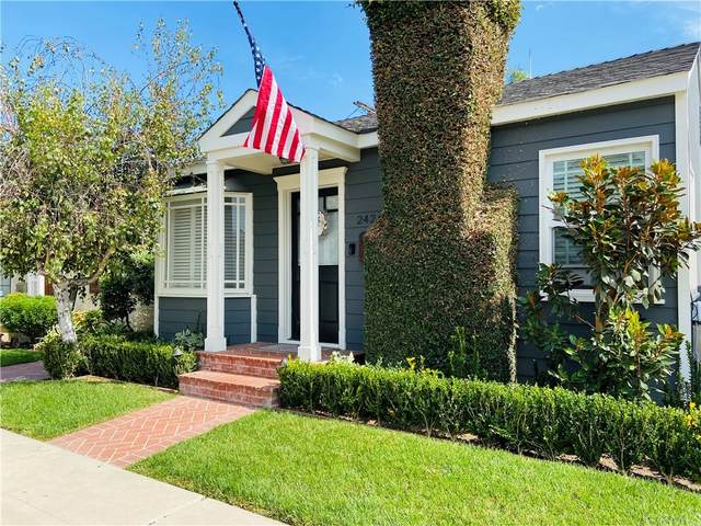 242 Angelo Walk, Long Beach, CA 90803 (#OC21209270) :: Wendy Rich-Soto and Associates