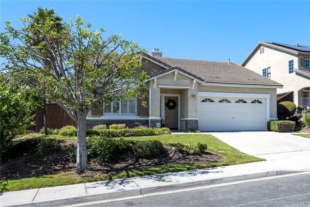787 El Caballo Drive, Oceanside, CA 92057 (#OC21208649) :: Corcoran Global Living