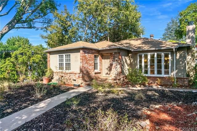 5136 Nagle Avenue, Sherman Oaks, CA 91423 (#SR21208959) :: Wendy Rich-Soto and Associates