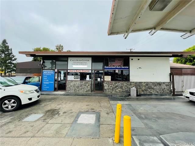 11203 Washington Place, Culver City, CA 90230 (#AR21209426) :: Corcoran Global Living
