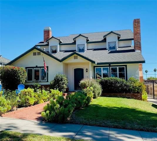 1332 Spazier Avenue, Glendale, CA 91201 (#CV21209428) :: Corcoran Global Living