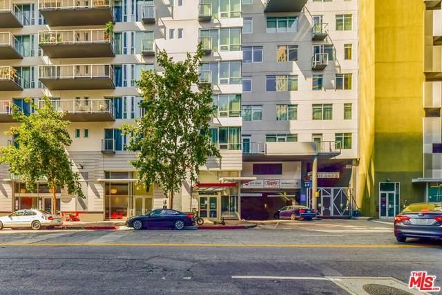 645 W 9Th Street #534, Los Angeles (City), CA 90015 (#21786840) :: Veronica Encinas Team