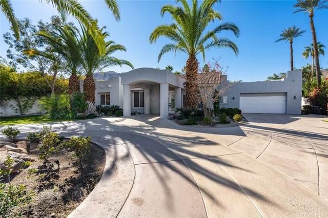 71545 Sahara Road, Rancho Mirage, CA 92270 (MLS #SR21209070) :: Brad Schmett Real Estate Group