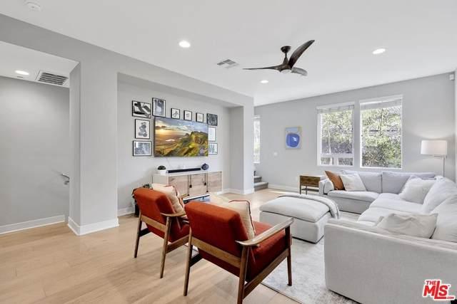 5132 Melrose Avenue, Los Angeles (City), CA 90038 (#21786628) :: The Laffins Real Estate Team