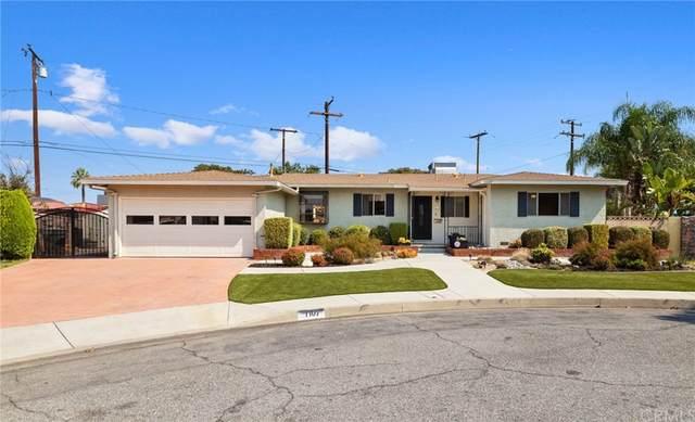 1107 E Casad Avenue, West Covina, CA 91790 (#AR21209440) :: Corcoran Global Living