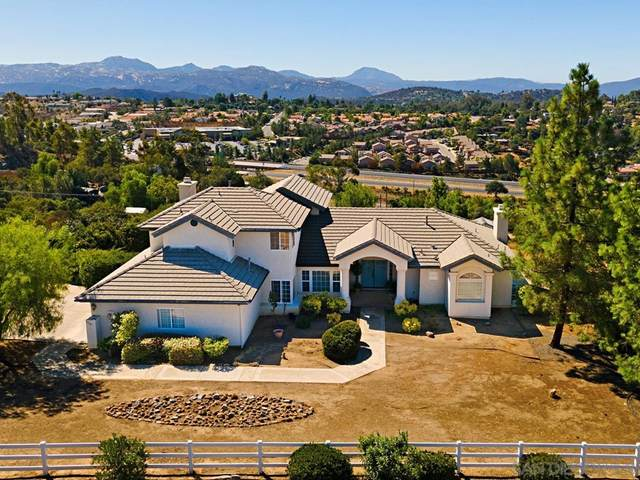 3610 Victoria Heights Place, Alpine, CA 91901 (#210026903) :: Jett Real Estate Group