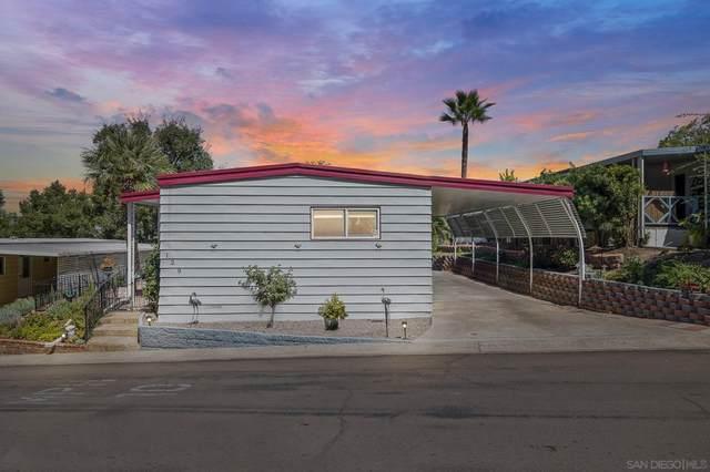8712 N Magnolia Ave Spc 129, Santee, CA 92071 (#210026904) :: Corcoran Global Living