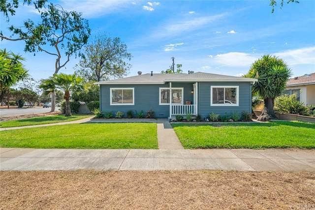 2501 W Via Acosta, Montebello, CA 90640 (#MB21207968) :: Corcoran Global Living