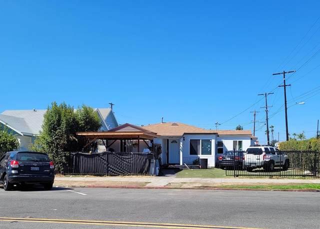 4194 Marlborough, San Diego, CA 92105 (#210026900) :: Necol Realty Group