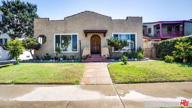 1232 Meadowbrook Avenue, Los Angeles (City), CA 90019 (#21786930) :: The Laffins Real Estate Team