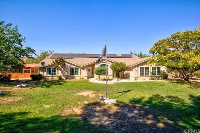 12867 Catfish Road, Oak Hills, CA 92345 (#CV21208974) :: Zember Realty Group