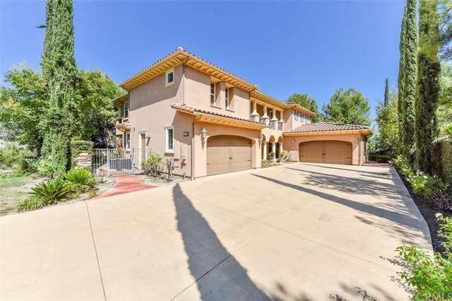 16401 Aviano Lane, Chino Hills, CA 91709 (#TR21209438) :: Jett Real Estate Group