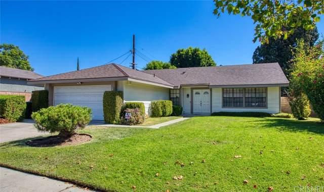 9212 Wystone Avenue, Northridge, CA 91324 (#SR21157618) :: Corcoran Global Living