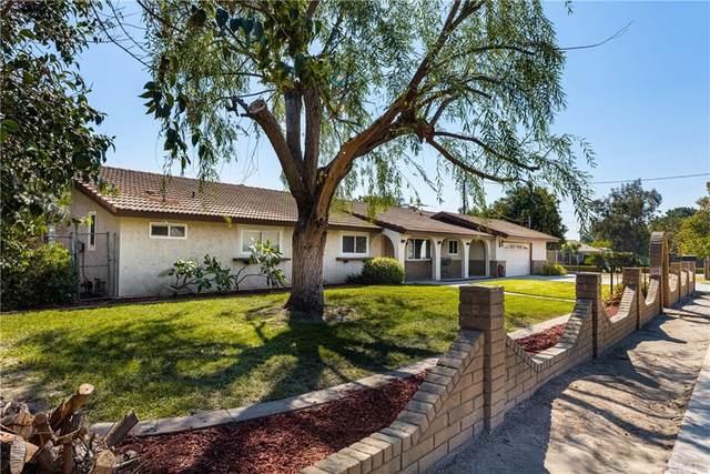 12551 Farndon Avenue, Chino, CA 91710 (#PW21209511) :: Corcoran Global Living