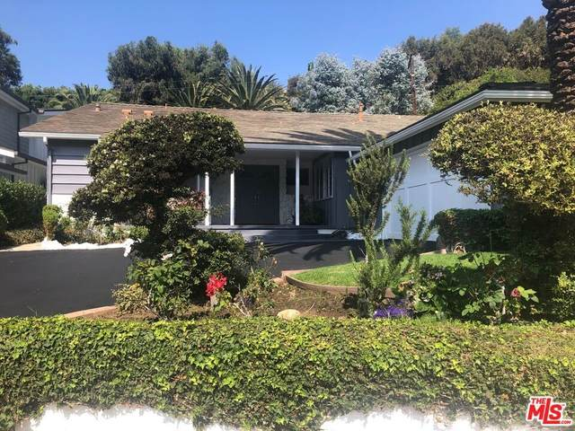 669 Jacon Way, Pacific Palisades, CA 90272 (#21785648) :: American Real Estate List & Sell