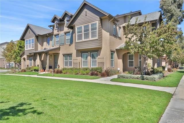 2921 Rocky Mountain Drive, Oxnard, CA 93036 (#SR21209197) :: Compass