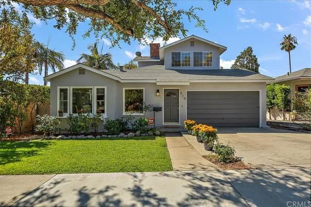 470 E Highland Avenue, Sierra Madre, CA 91024 (#AR21209450) :: The Kohler Group