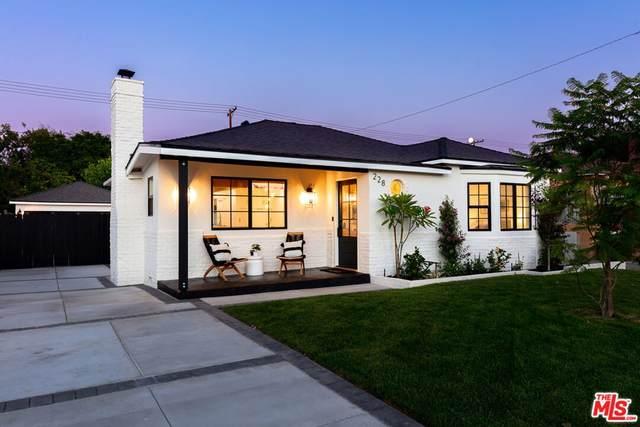 228 S Sparks Street, Burbank, CA 91506 (#21786714) :: Jett Real Estate Group