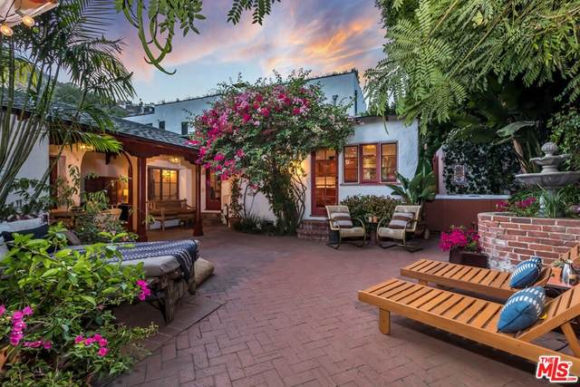 1725 Mount Olympus Drive, Los Angeles (City), CA 90046 (#21786932) :: Wendy Rich-Soto and Associates