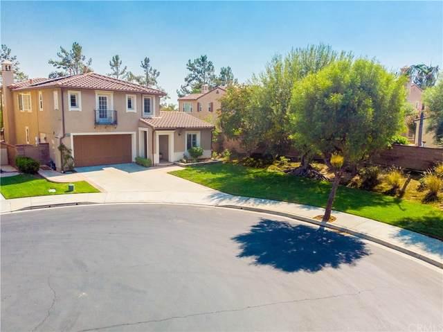 16689 Quail Hollow Way, Chino Hills, CA 91709 (#TR21206653) :: Jett Real Estate Group