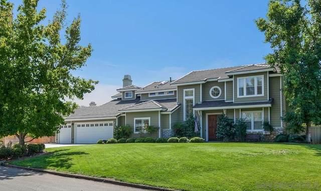 14211 Primrose Ct., Poway, CA 92064 (#210026920) :: American Real Estate List & Sell