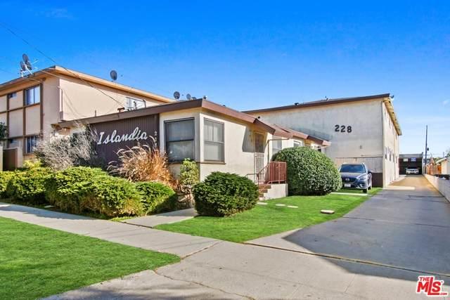 228 Stepney Street, Inglewood, CA 90302 (#21787010) :: Jett Real Estate Group