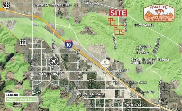 0 Sky Ridge Road, Sky Valley, CA 92241 (#219067931DA) :: Compass