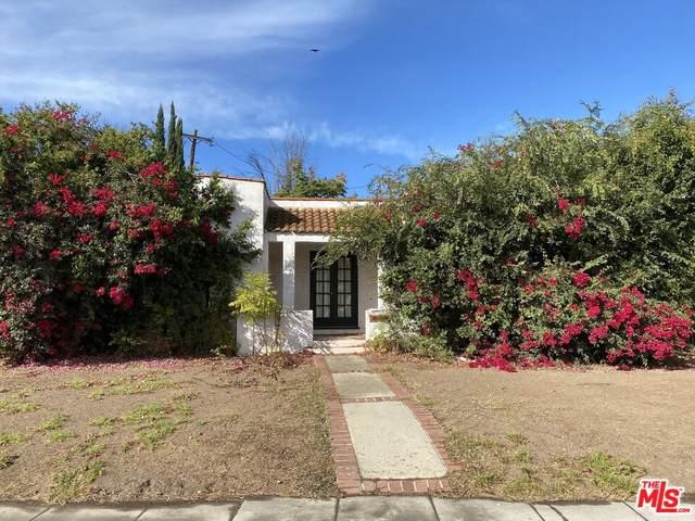10507 Bradbury Road, Los Angeles (City), CA 90064 (#21779434) :: Blake Cory Home Selling Team