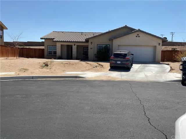 74105 Cactus Wren Ct, 29 Palms, CA 92227 (#DW21209602) :: A|G Amaya Group Real Estate
