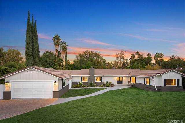 5956 Penfield Avenue, Woodland Hills, CA 91367 (#SR21208344) :: Wendy Rich-Soto and Associates