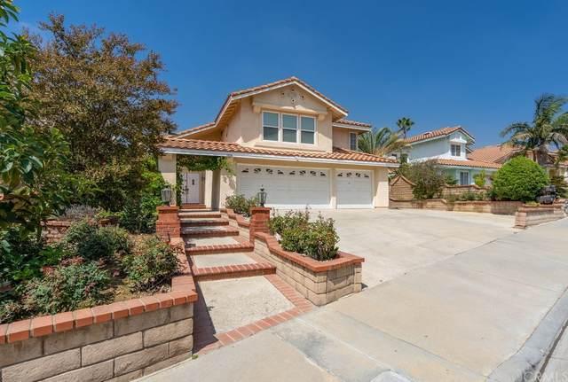 13636 Martinique Drive, Chino Hills, CA 91709 (#IV21209603) :: Jett Real Estate Group