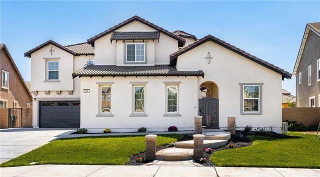 14465 Saline Drive, Eastvale, CA 92880 (#PW21209206) :: Rogers Realty Group/Berkshire Hathaway HomeServices California Properties