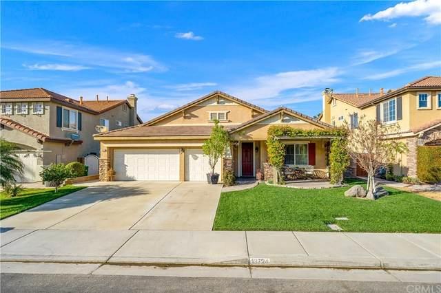 13724 Beaconsfield Lane, Eastvale, CA 92880 (#IG21209478) :: Rogers Realty Group/Berkshire Hathaway HomeServices California Properties