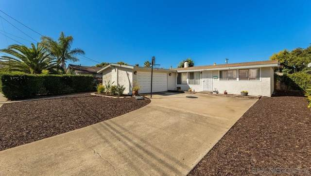 13024 Seiler Street, Poway, CA 92064 (#210026933) :: American Real Estate List & Sell