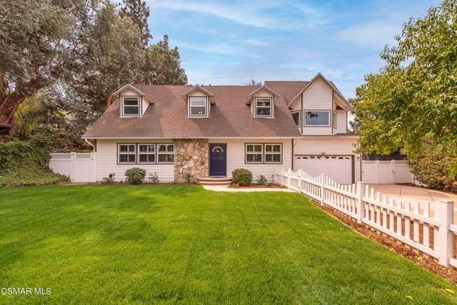692 Rancho Road, Thousand Oaks, CA 91362 (#221005209) :: The Alvarado Brothers
