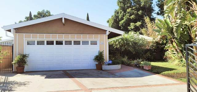 13254 Keswick Street, North Hollywood, CA 91605 (#P1-6784) :: Legacy 15 Real Estate Brokers