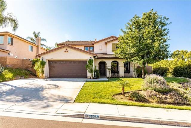 32269 Bandelier Road, Winchester, CA 92596 (#SW21201757) :: Compass
