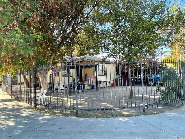 7401 Loma Verde Avenue, Canoga Park, CA 91303 (#SR21209571) :: Wendy Rich-Soto and Associates