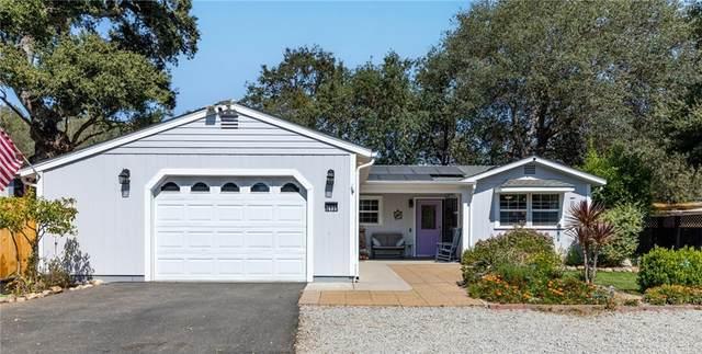 7695 Valle Avenue, Atascadero, CA 93422 (#NS21207432) :: Blake Cory Home Selling Team
