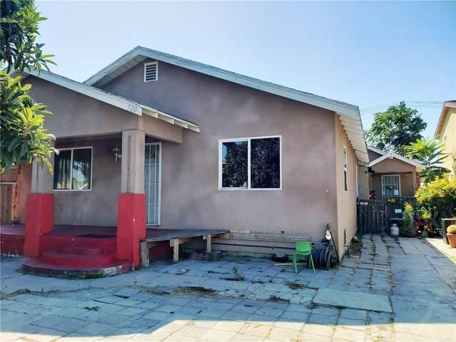700 W 77th Street, Los Angeles (City), CA 90044 (#RS21209691) :: Veronica Encinas Team