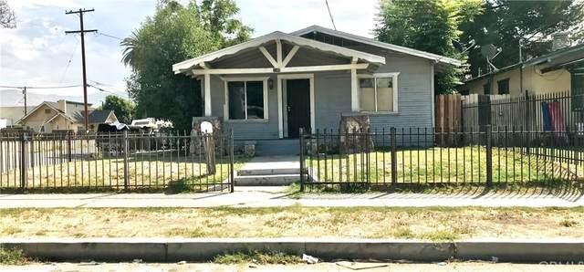1145 N Arrowhead Avenue, San Bernardino, CA 92410 (#OC21209694) :: Cochren Realty Team | KW the Lakes