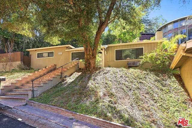 3863 Ridgemoor Drive, Studio City, CA 91604 (#21786774) :: Legacy 15 Real Estate Brokers