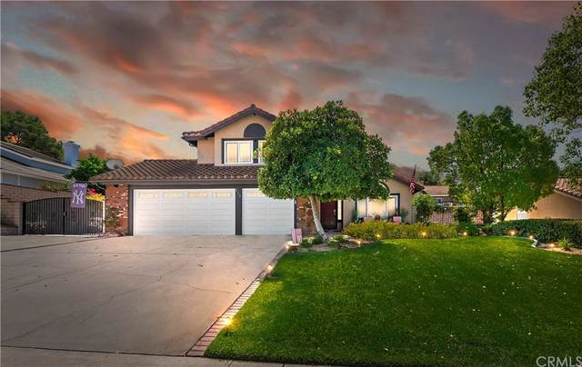 215 Acacia Glen Drive, Riverside, CA 92506 (#IV21204921) :: Cochren Realty Team | KW the Lakes