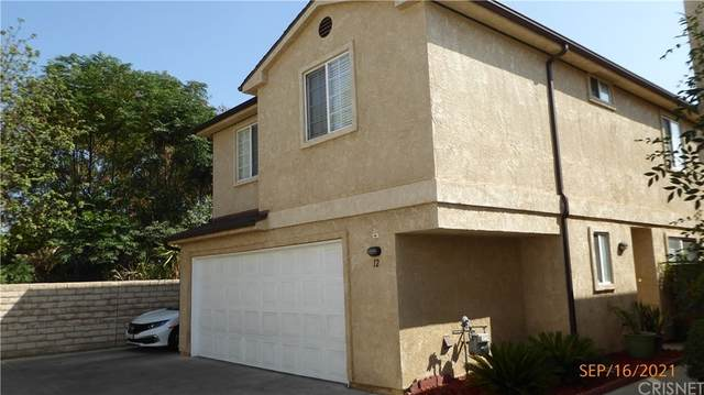 9155 Cedros Avenue #12, Panorama City, CA 91402 (#SR21208322) :: Cochren Realty Team | KW the Lakes