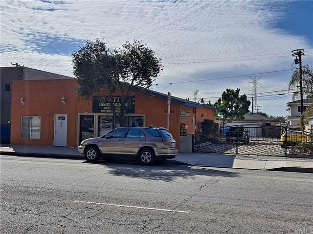 4019 Rosemead Boulevard, Pico Rivera, CA 90660 (#DW21209661) :: Veronica Encinas Team