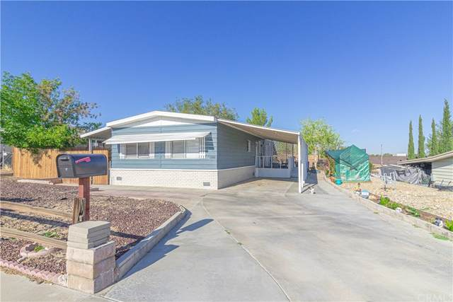 13988 Silver Lake Place, Victorville, CA 92395 (#PW21206878) :: Jett Real Estate Group
