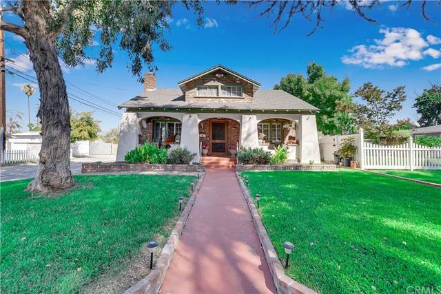 807 Campus Avenue, Redlands, CA 92374 (#TR21207718) :: Team Forss Realty Group